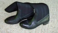 Aetrex Womens Tall Boots Fabric Size 36 New