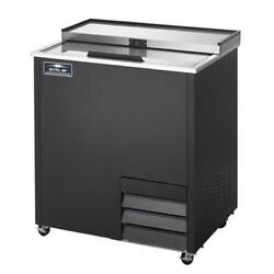 Arctic Air Agf24 24 Glass Chiller And Froster W/ Black Exterior