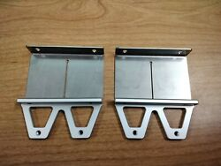 Large DUAL TRIM TABS for Larger RC Boat shipped from USA