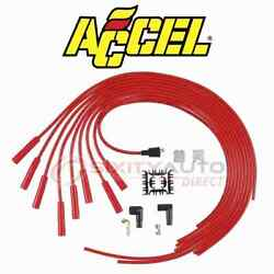 Accel Spark Plug Wire Set For 1964-1970 Dodge A100 Truck 4.5l 5.2l V8 - Ay