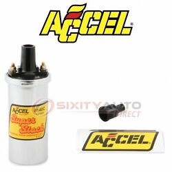 Accel Ignition Coil For 1958-1959 Dodge Truck 3.8l L6 - Wire Boot Spark Plug Bq