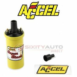 Accel Ignition Coil For 1964-1970 Dodge A100 Truck - Wire Boot Spark Plug Nv