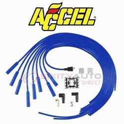 Accel Spark Plug Wire Set For 1958-1960 Chevrolet Truck 5.7l V8 - Ignition Di