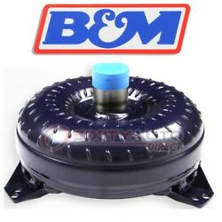 Bandm Transmission Torque Converter For 1987-1988 Chevrolet R20 - Automatic Oh