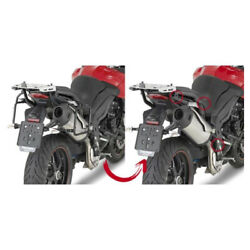 Luggage Rack Side Quick Release Trunks Monokey For Triumph Tiger Sport Gi