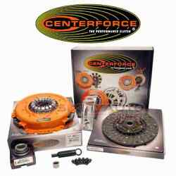 Centerforce Ii Clutch Kit For 1962-1974 Chevrolet C10 Pickup - Manual Rn