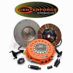 Centerforce Dual Friction Clutch And Flywheel Kit For 2005-2010 Dodge Ram 2500 Wv