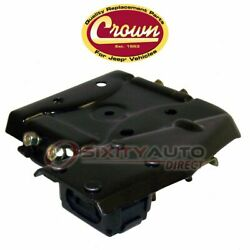 Crown Automotive Transmission Mount For 1987-1989 Jeep Cherokee 4.0l L6 - He