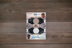 2021 Topps Sterling Mark Mcgwire Rickey Henderson Dual Patch Auto 1/10 Ebay 1/1