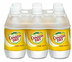 Canada Dry Tonic Water, 10 Fluid Ounce Plastic Bottle, 24 Count