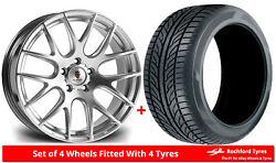 Alloy Wheels And Tyres 19 Stuttgart St3 For Bmw X5 [e53] 00-07