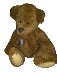 Adorable Tender Heart Treasures Stitched Bear 17 Sitting 1999 11
