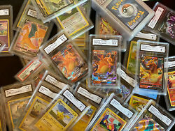 POKEMON MYSTERY GRADED CARD PACK All Pictured $20.00