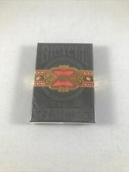 Bicycle Playing Cards Cigar Deck 808 Club New And Sealed