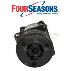 Four Seasons Ac Compressor For 1966 Gmc 1500 - Heating Air Conditioning Vent Bk