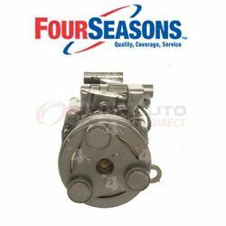 Four Seasons Ac Compressor For 2009 Mazda 3 Sport - Heating Air Conditioning Dt