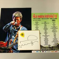 Noel Gallagher Christmas A Signature Oasis Beatles.