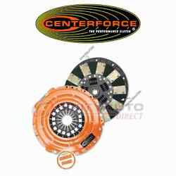 Centerforce Dual Friction Clutch Pressure Plate And Disc Set For 1966-1967 Bs