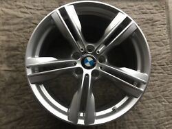 Bmw X5/x6 New Oem Factory Original Style 467 19 Wheels And Center Cap Set Only