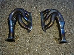 Porsche 911-997.2 Turbo/turbo S Left And Right Agency Power Catless Sport Headers