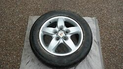 Porsche Oem Factory 18 Cayenne 955 Turbo Wheels Tires And B/silver Center Caps