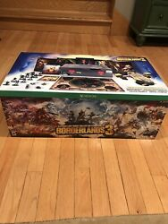Brand New Xbox One Borderlands 3 Diamond Loot Chest Collectors Edition