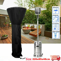 Waterproof Gas Pyramid Patio Heater Cover Garden Outdoor Furniture Protector New