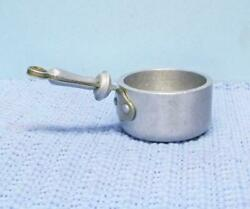 Rare Lifetime Salesman Sample Pot 3 1/4 Scaled Down Version Of Real Product