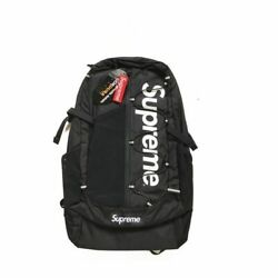 NEW Supreme 17ss Backpack Waterproof Box Logo Mountaineering Bags Travel $38.88