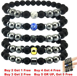 Anti Swelling Black Obsidian Adjustable Weight Anklet 1 x Loss