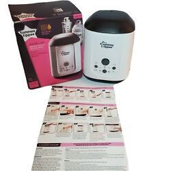 Tommee Tippee Pump And Go Intelligent 3 In 1 Pouch And Bottle Warmer Works Great