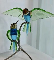 Crystal Mint Peridot Beeeaters Bee-eaters Birds Of Paradise