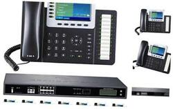 Business Phone System By 8-line Ultimate Pack With Auto Attendant