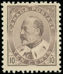 Canada 93, Mint-vf-og-nh, A Great Stamp For Your Collection Dk-6-7-21