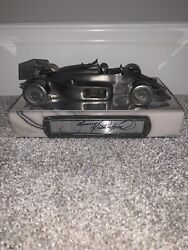 Johnny Rutherford Rare Michael Ricker Pewter 61/355
