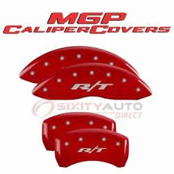 Mgp Caliper Covers Disc Brake Caliper Cover For 2011-2019 Dodge Charger - To