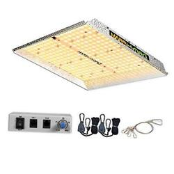 Ts 1000w Led Grow Light 3x3ft Daisy Chain Ts 1000w With One Pair Rope Ratchet