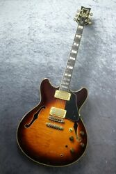 Ibanez Specialties Used Musical Instruments As200 Av -artist- 1987and039sused Made In