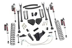 Rough Country 6 4-link Lift With W/vertex Shocks For 08-10 F-250 Diesel - 58450