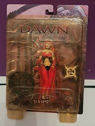 Joseph Michael Linsner Dawn Action Figures Red Dress Diamond Selections Tower...