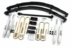Zone Offroad F2n 4 Suspension System Ford