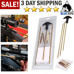 Universal GUN CLEANING KIT PISTOL RIFLE Barrel Cleaning for Tools .177 .22 Cal