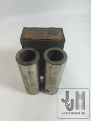 Nos John Deere Unstyled A Ao Ar Tractor Piston Pin Pair Aa1620r A155r