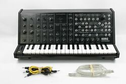 KORG MS 20ic USB MIDI CONTROLLER ONLY Mini Controller Synthesizer $259.99