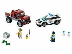 Lego 60128 City Police Pursuit Catch The Crook Before He Gets Away With The Safe