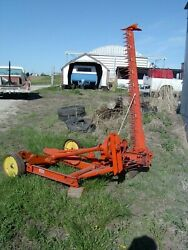 Vintage Allis-chalmers 7 2 Point Sickle Bar Mower For D17, Wd45, Wd