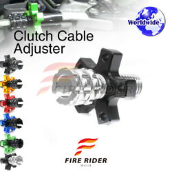FRW 6Color CNC Clutch Cable Adjuster For Honda MSX 125 GROM 13 16 13 14 15 16 $22.88