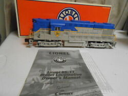 Lionel Rs-11 Dandh Command Equip Crew Talk Railsounds 6-18596 Delaware And Hudson