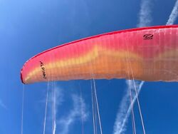 Used Ozone Alpina 3 In Excellent Condition For Intermediate Paragliding Pilots