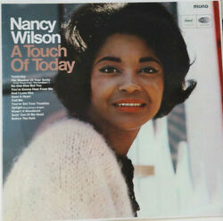 Nancy Wilson A Touch Of Today Vinyl .5826.